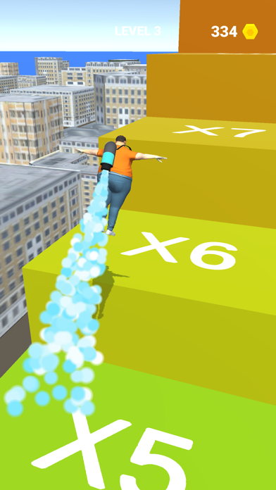 Tightrope Jump screenshot 2