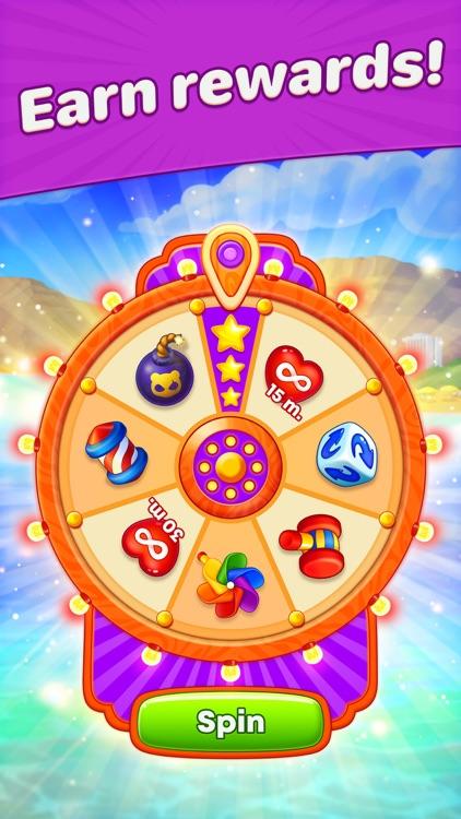 Travel Blast: Puzzle Adventure screenshot-4