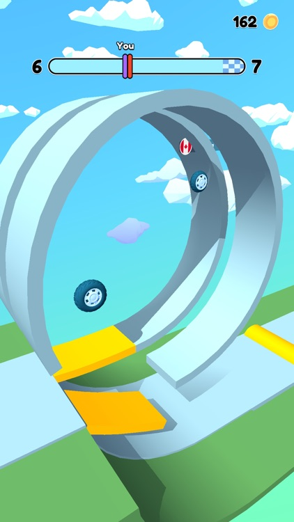 Wheel Race screenshot-1