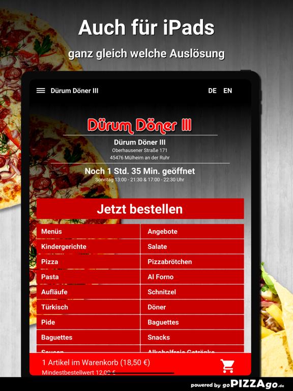Dürum Döner III Mülheim screenshot 7