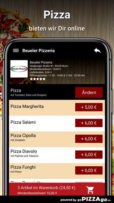 Beueler Pizzeria Bonn screenshot 5