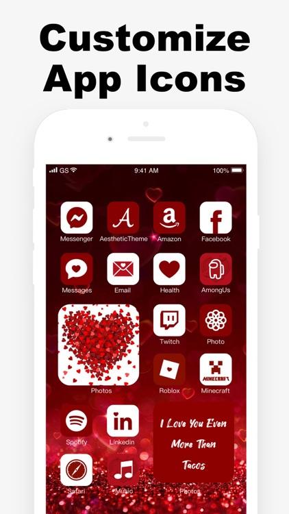 Argon - App Icons & Widgets