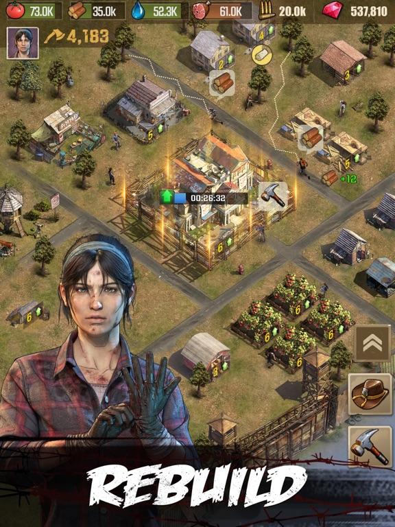 The Walking Dead: Survivors screenshot 10