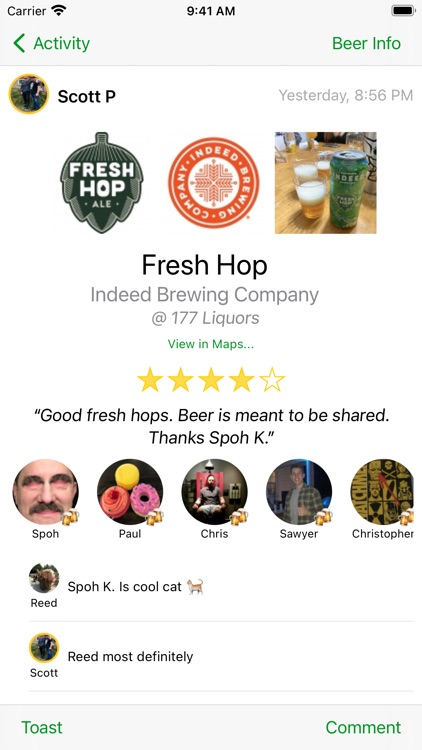 Tappd That for Untappd screenshot-6