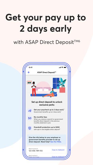 GO2bank: Mobile bankingScreenshot of 6