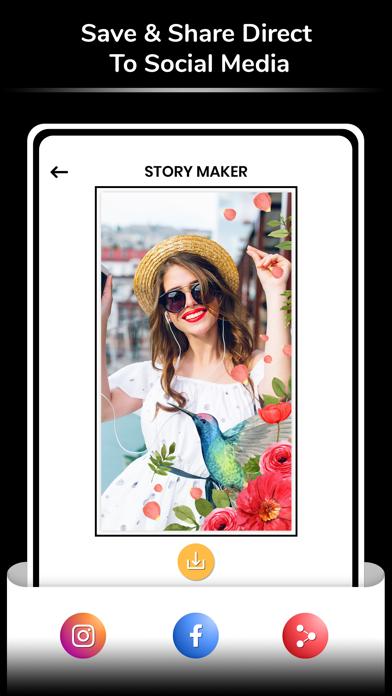 Скриншот №6 к Storyart Story Maker Collage