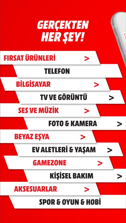 MediaMarkt Türkiye screenshot-1
