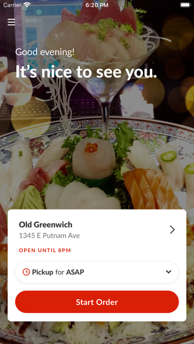 Sushi SobaScreenshot of 2