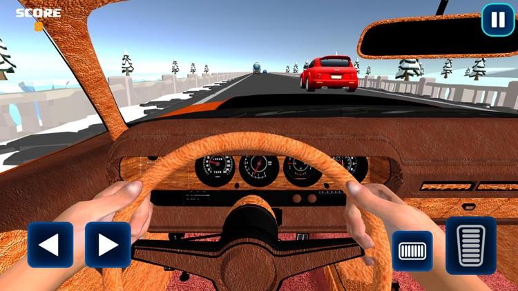 Driving in Car - Simulator screenshot-6