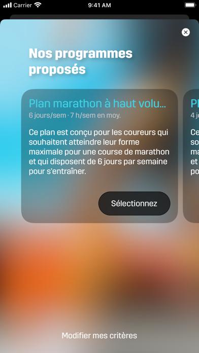 messages.download Stryd software