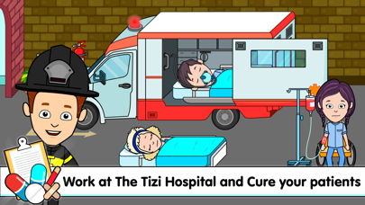 My Hospital Town for Kids for windows pc