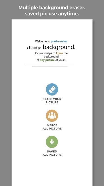Photo Eraser Change Background screenshot-4