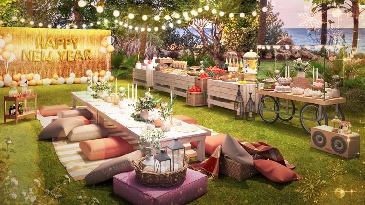 My Home Design : Garden Life screenshot-3