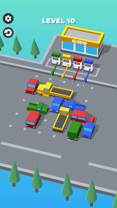Gas Station Jam screenshot 2