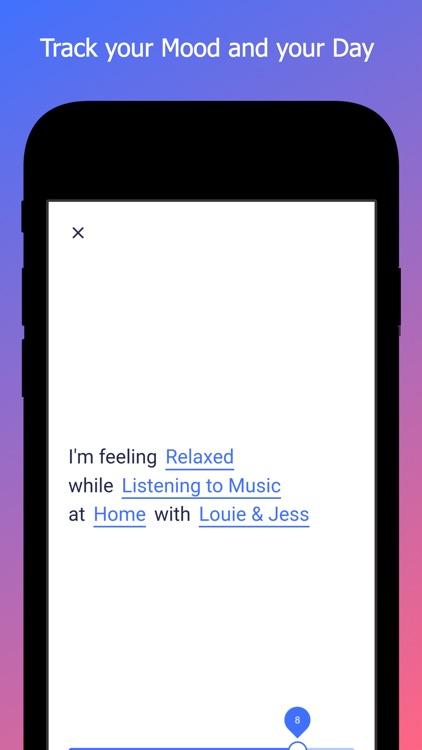 Haply   Mood Tracker screenshot-4