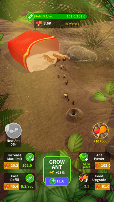 Little Ant Colony - Idle Game screenshot 5