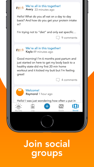 messages.download Lose It! – Calorie Counter software