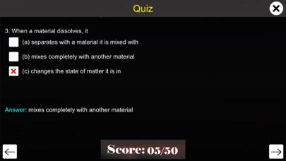 Matter is made of particles screenshot 9