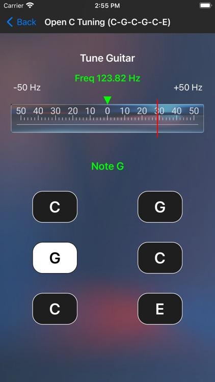 Tuner Guitar screenshot-3