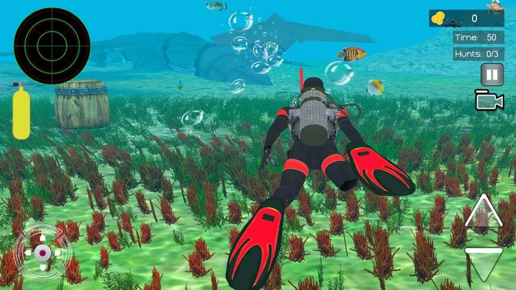 Scuba Diving Deep Sea Swimming screenshot-6