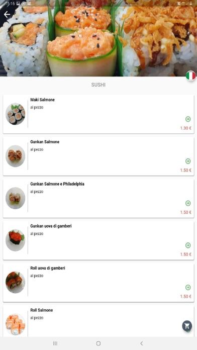 Pescheria Gastronomica screenshot 3