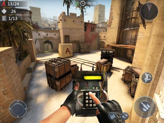 Gun Strike- Critical Ops Mobleのおすすめ画像3