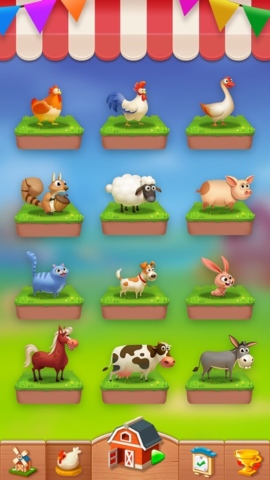 Descargar Solitaire - My Farm Friends para Android