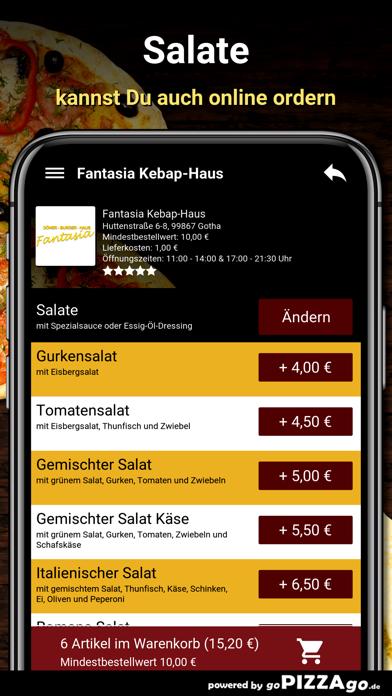 Fantasia Kebap-Haus Gotha screenshot 5