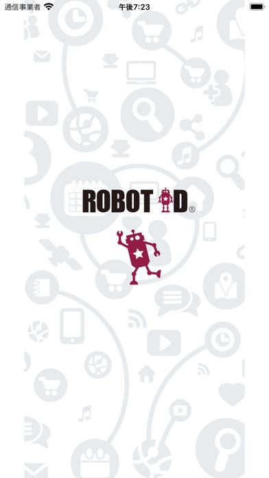 ROBOT IDのスクリーンショット1