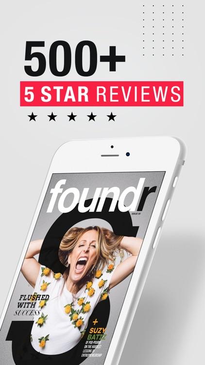 AAA+ Foundr Magazine screenshot-0