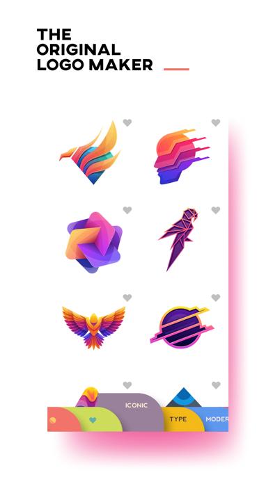 LogoScopic Studio – Logo Maker для ПК 1