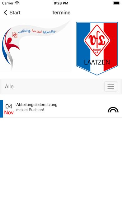 VfL GrasdorfScreenshot von 3