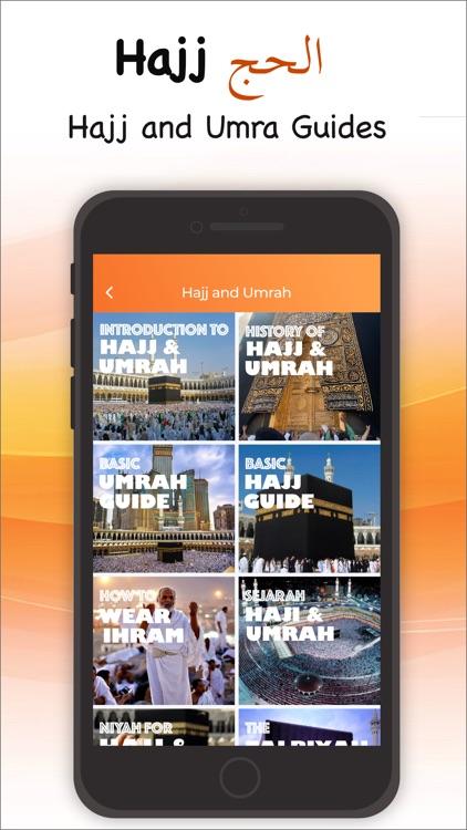 Iman 360 - Azan, Quran, Qibla screenshot-8