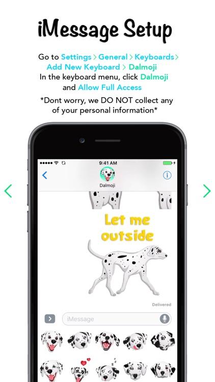 Dalmoji - Emojis and Stickers!