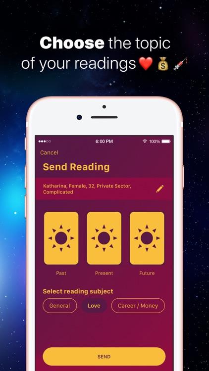 Faladdin: Horoscope & Tarot screenshot-7