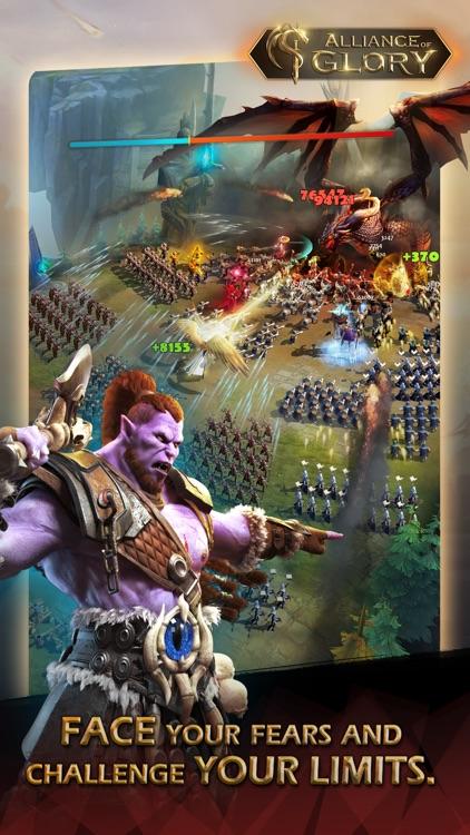 Alliance of Glory screenshot-3