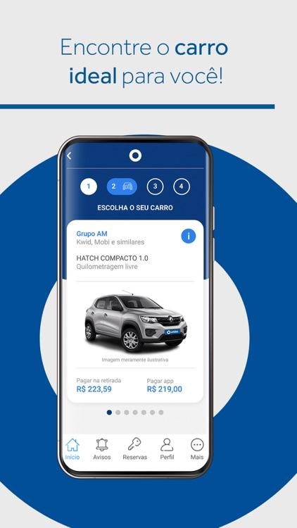 Unidas Aluguel de Carros screenshot-5