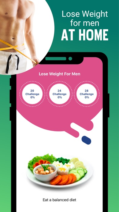 Abnehmen für Männer WorkoutsScreenshot von 4