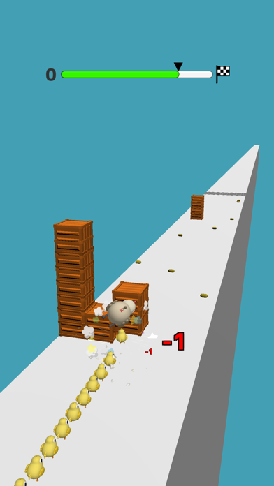 Race Chicken screenshot 2