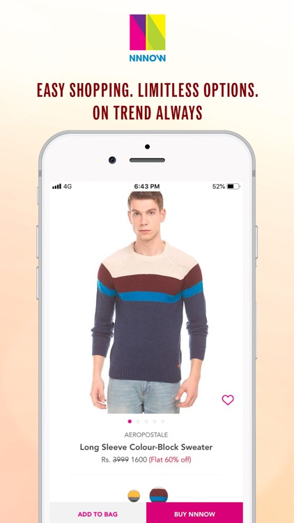 NNNOW - Fashion Shopping App