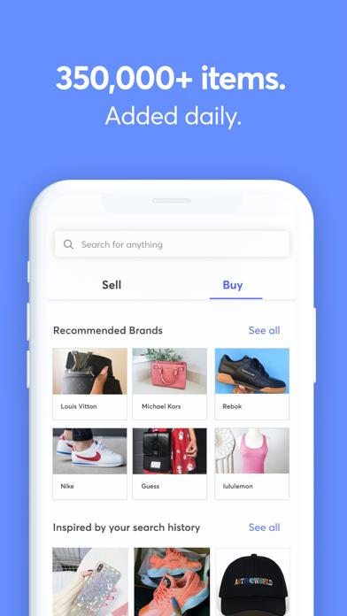 Mercari: The Selling App Screenshot