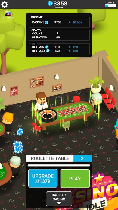 Casino Idle Tycoon Magnate screenshot 3