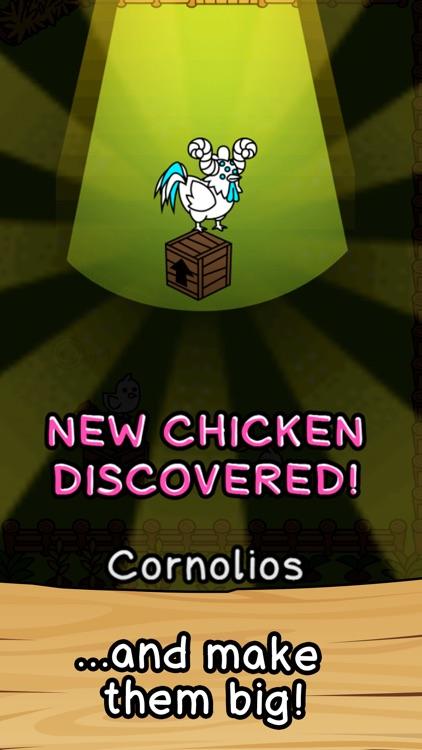 Chicken Evolution   Merge