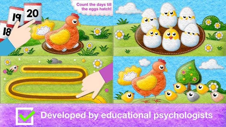 Toddler games 1 2 3 year olds screenshot-3