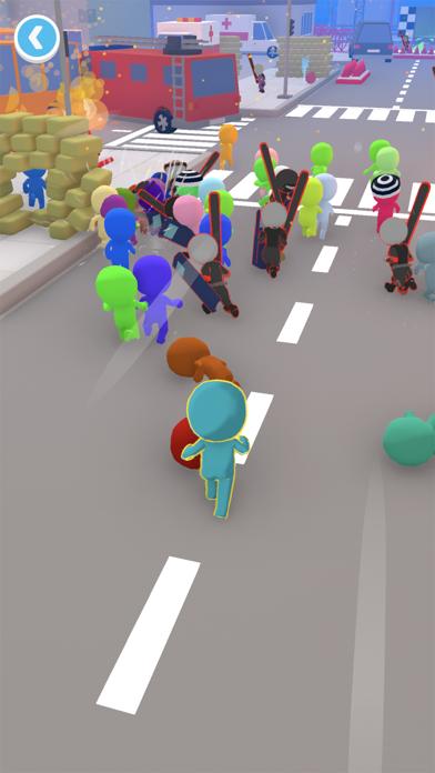 Riot Escape screenshot 2