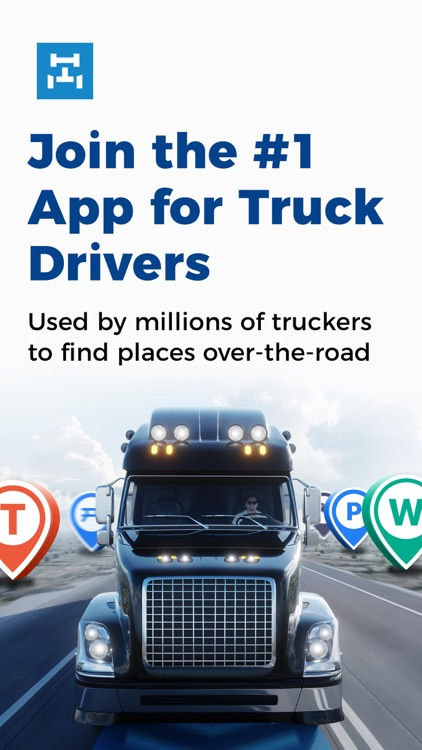 Trucker Path: Truck GPS & Maps screenshot-0