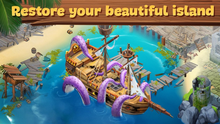 Lost Island: Blast Adventure screenshot-0