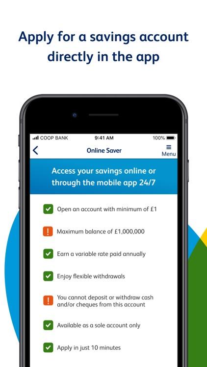 Co-operative Bank screenshot-6