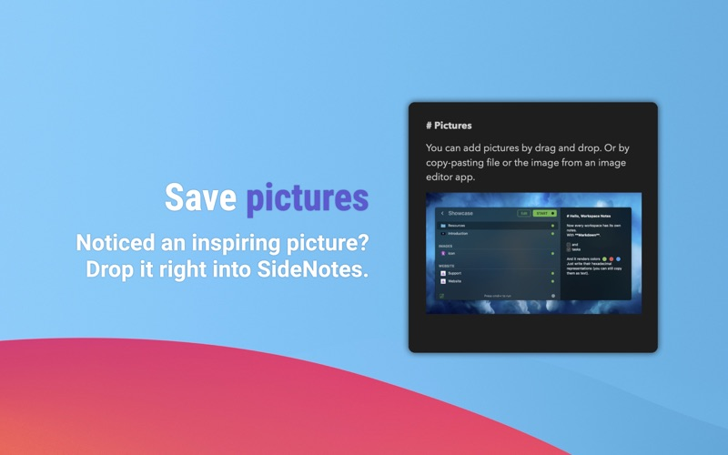 SideNotes