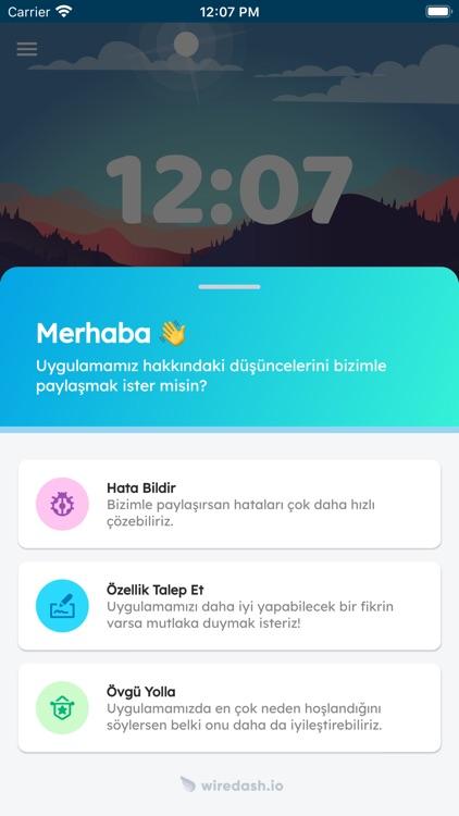 Namaz Vakitleri+Kıble Pusulası screenshot-4